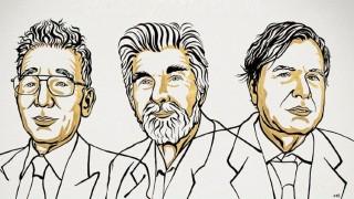 পদার্থবিজ্ঞানে নোবেল জিতলেন তিন বিজ্ঞানী